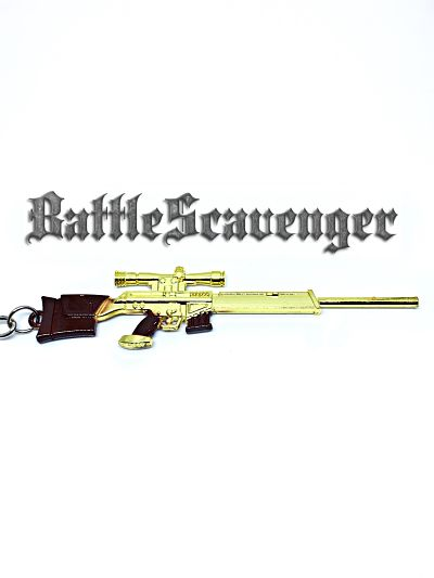 Gun Replica Key Chains
