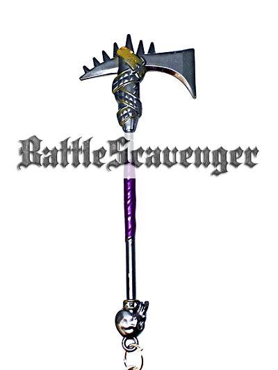 Battle Royal Pickaxes Key Chains