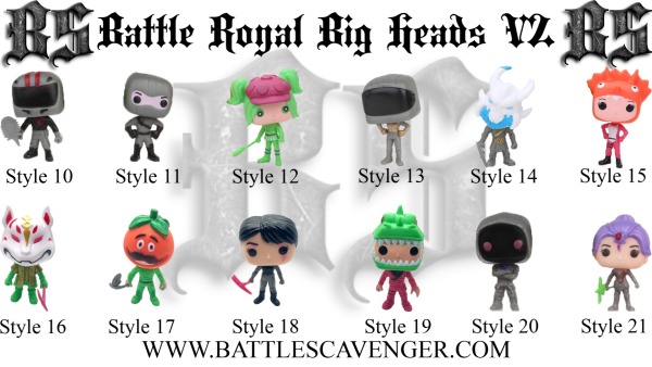 Battle Royal Big heads V2