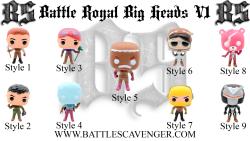 Battle Royal Big Heads V1