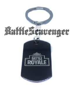 Battle Royale Dog Tag