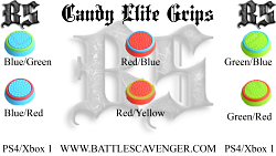 Candy Elite Grips