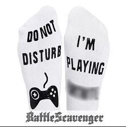 White Do Not Disturb